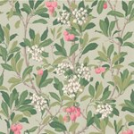 100/10048.CS Strawberry Tree Pink & Duck Egg by Cole & Son