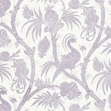 Lavender Wallcovering by Scalamandre Wallpaper